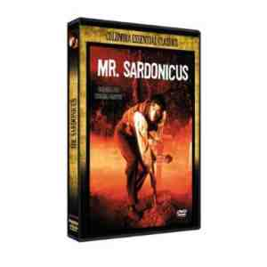 Mr Sardonicus Ronald Lewis