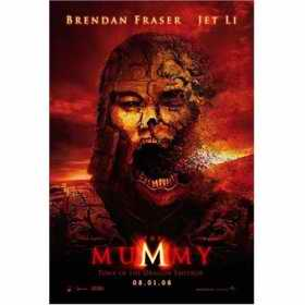 Mummy 3 film poster