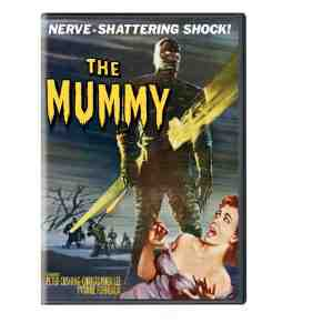 Mummy DVD Region Import NTSC