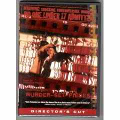 Murder Set Pieces DVD cover