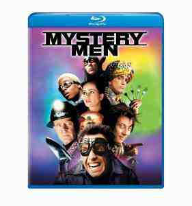 Mystery Men Blu ray US Import