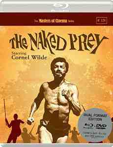 Naked Masters Cinema Format Blu ray