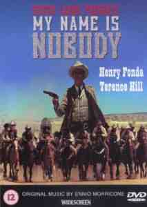 Name Nobody DVD Terence Hill