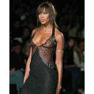 NAOMI CAMPBELL Different Photograph Available