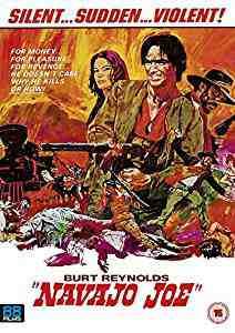 Navajo Joe DVD