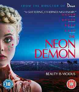 Neon Demon Blu ray Elle Fanning August