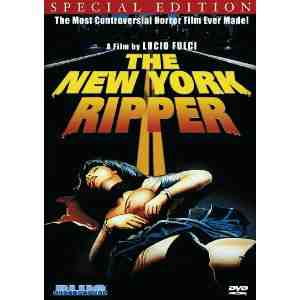 New York Ripper Region NTSC