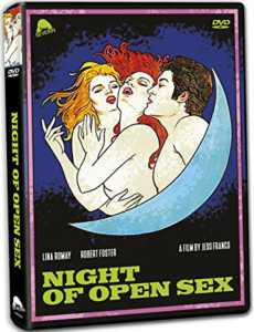 Night of Open Sex DVD