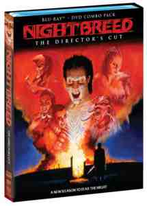 Nightbreed Directors Bluray Combo Blu ray