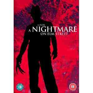 Nightmare Elm Street 1984 DVD