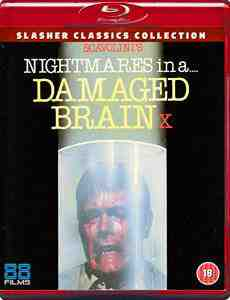 Nightmares Damaged Brain Blu ray Stafford
