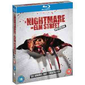 Nightmare Street Blu ray Region Free