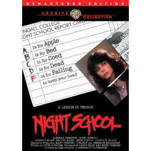 Night School DVD Region NTSC