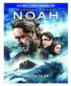 Noah Blu ray DVD Digital HD