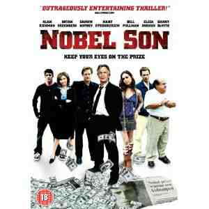 Nobel Son DVD Alan Rickman