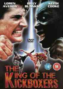 No Retreat, No Surrender 4 - The King Of The Kickboxers DVD