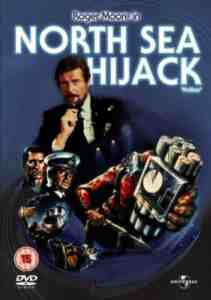 North Sea Hijack DVD