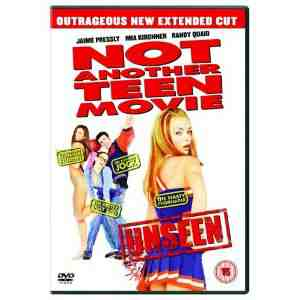 Not Another Teen Movie DVD