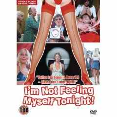 Not Feeling Myself Tonight DVD