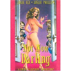 Not Now Darling DVD