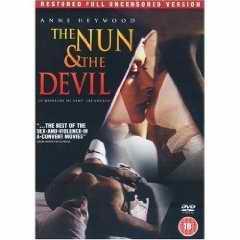 The Nun and the Devil DVD