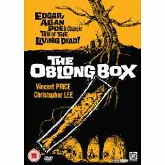 The Oblong Box DVD