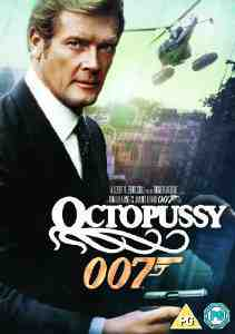 Octopussy DVD Roger Moore