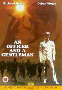 Officer Gentleman DVD Richard Gere