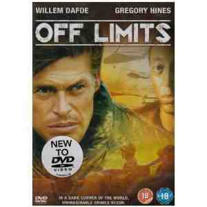 Off Limits DVD Willem Dafoe
