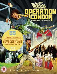Operation Condor: Armour of God II Blu-ray