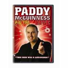 Paddy McGuinness Plus You Live