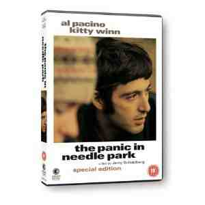 Panic Needle Park Special DVD