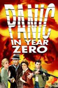 Panic Year Zero DVD Milland