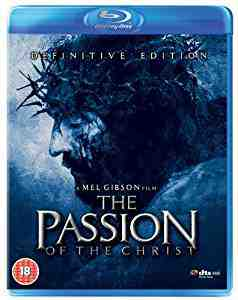 Passion Christ Blu ray Jim Caviezel