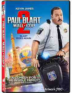 Paul Blart Mall Cop DVD