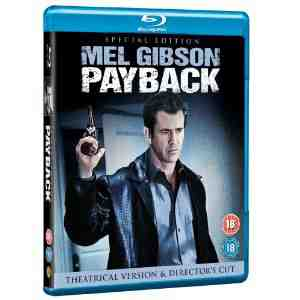 Payback Blu ray Region Free Gibson