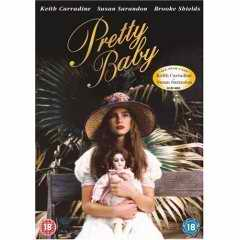 Pretty Baby DVD cover