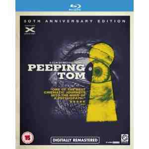 Peeping Tom Special Edition Blu ray