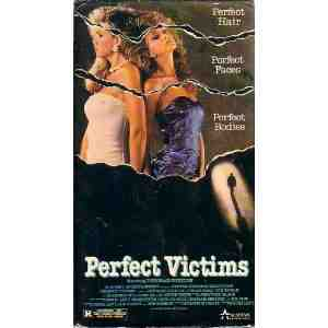 Perfect Victims VHS Deborah Shelton