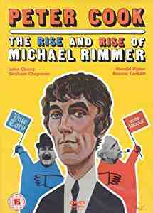 Peter Cook - The Rise And Rise Of Michael Rimmer DVD
