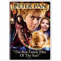 Peter Pan Widescreen Jeremy Sumpter