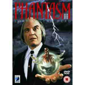 Phantasm III DVD
