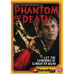 Phantom Death DVD Michael York