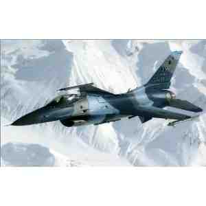 photo poster F 16 Aggressor size