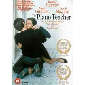 Piano Teacher DVD Annie Girardot