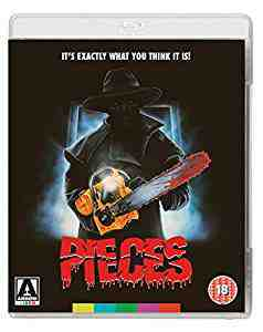Pieces Blu-ray