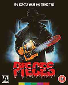 Pieces Limited Edition Blu-ray