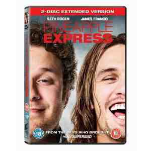 Pineapple Express Double Disc DVD