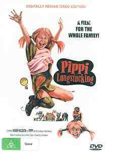 Pippi Longstocking Digitally Remastered Region