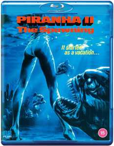 Piranha 2: The Spawning Blu-ray